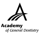 Academy of General Dentistry Logo to show Dr. Meena Barsoum - an Arlington Heights dentist - is a member of this organization