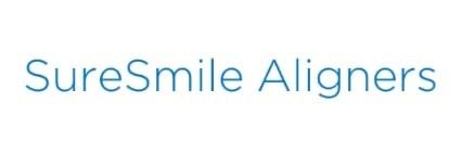 SureSmile aligners dental logo