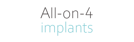 All-on-4 dental implants logo