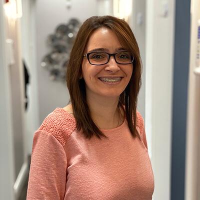 Angela is a Patient Coordinator at Impressive Smiles in Arlington Heights.